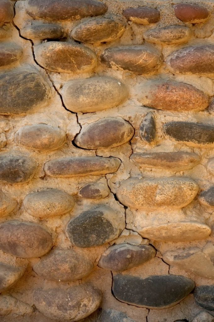 Cracks form along stone masonry. Crack Injection can rectify these cracks and remove liquid to prevent further damage.